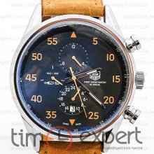 Tag Heuer Carrera 1887 SpaseX Orange