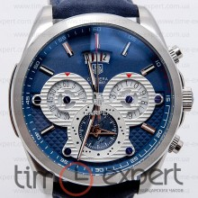 Tag Heuer Carrera 1887 Chronograph Blue