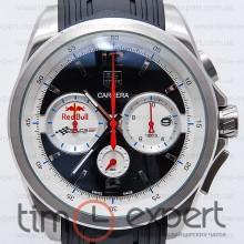 Tag Heuer Red Bull Black