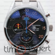 Tag Heuer Red Bull Steel Black 1887