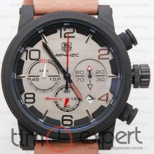 Tag Heuer Calibre 17 Chronograph Gray-Brown