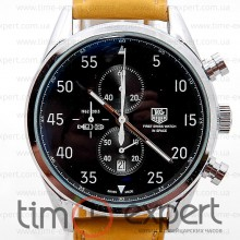 Tag Heuer Carrera 1887 SpaseX Write-Steel