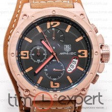 Tag Heuer Carrera 1860 Chronograph Gold