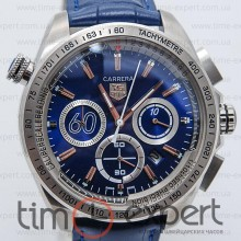 Tag Heuer Carrera 1860 Blue