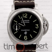 Panerai Luminor Marina Logo Black