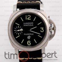 Panerai Luminor Marina Logo Steel
