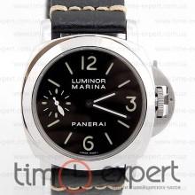 Panerai Luminor Marina Silver-Black