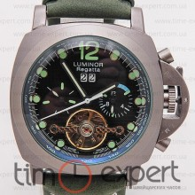 Panerai Luminor Regatta Gray