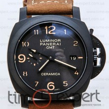 Panerai Luminor GMT Black-Brown