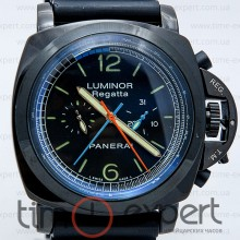 Panerai Luminor Regatta Black