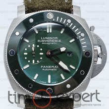 Panerai Luminor Submersible Green