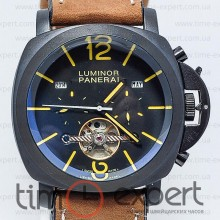 Panerai Luminor Marina Black-Brown Turbillon