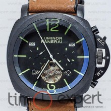 Panerai Luminor Marina Black-Brown-Green Turbillon