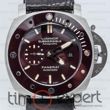 Panerai Luminor Submersible Silver-Black