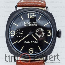 Panerai Marina Militare Black-Brown