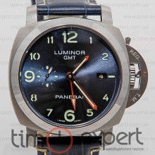 Panerai Luminor GMT Silver-Blue Automatic