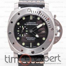 Panerai Luminor Submersible Steel-Black