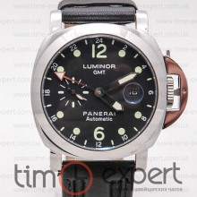 Panerai Luminor GMT Silver Automatic