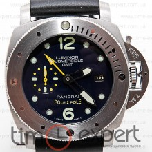 Panerai Luminor Submersible GMT Pole2Pole