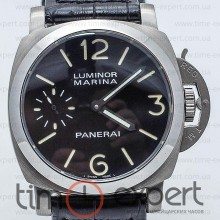 Panerai Luminor Marina Silver-Black-Steel
