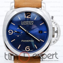 Panerai Luminor Marina Silver Blue Automatic