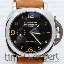Panerai Luminor GMT Steel-Black Automatic