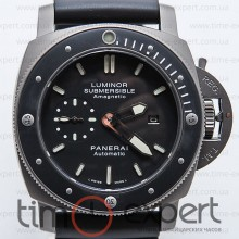 Panerai Luminor Submersible Black Ceramic