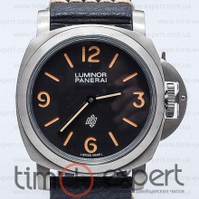 Panerai Luminor Marina Logo Black-Silver