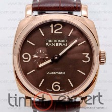 Panerai Radiomir Gold-Brown