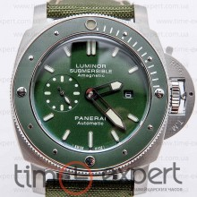 Panerai Luminor Submersible Green Automatic