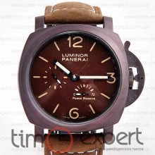 Panerai Luminor Power Reserve 72 Brown
