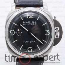Panerai Marina Militare Silver-Black