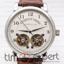 A.Lange & Sohne Tourbograph Steel-Write