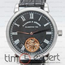 A. Lange & Sohne Tourbograph Silver-Black