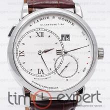 A. Lange & Sohne Lange 1 Silver-Brown
