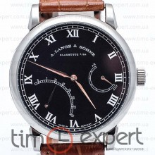 A. Lange & Sohne Grand Lange 1 Silver-Brown