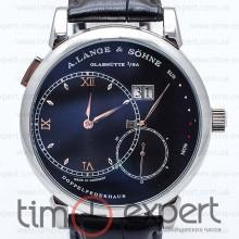 A. Lange & Sohne Lange 1 Black