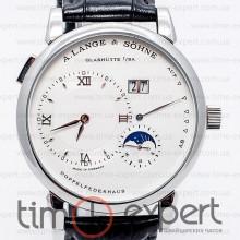 A. Lange & Sohne Lange 1 Silver