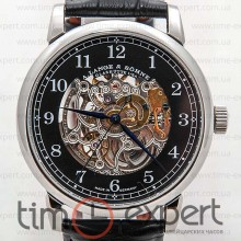 A. Lange & Sohne 1815 Skeleton Black
