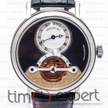Breguet Tourbillon Silver-Gold-Black