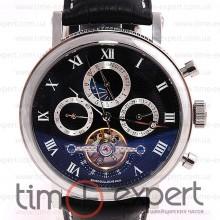 Breguet Classique Silver-Black