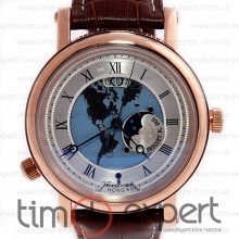 Breguet Classique Moonphase Gold-Write-Black