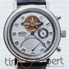 Breguet Classique Complication Silver-Write-Black