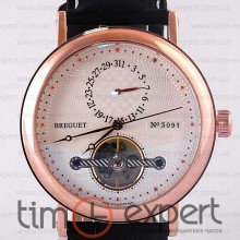 Breguet Tourbillon Gold Date