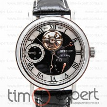 Breguet Classique Power Reserve Steel-Black