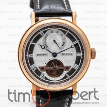 Breguet Classique Power Reserve Gold-Black-Write