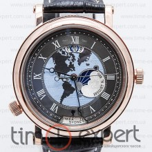 Breguet Classique Moonphase Gold-Black