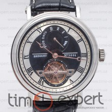 Breguet Classique Power Reserve Steel-Black 3006