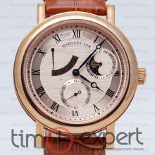 Breguet Transatlantique Gold-Brown