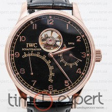 IWC Portuguese Black-Gold